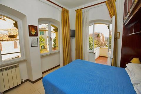 Appartamento monolocale in Hotel Residence Villa Tassoni